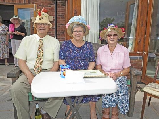 Tea Party and Fancy Bonnets