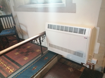 New Heaters